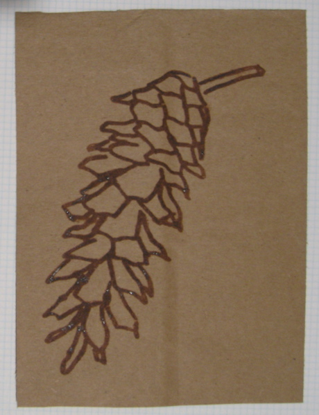 paperbagcone